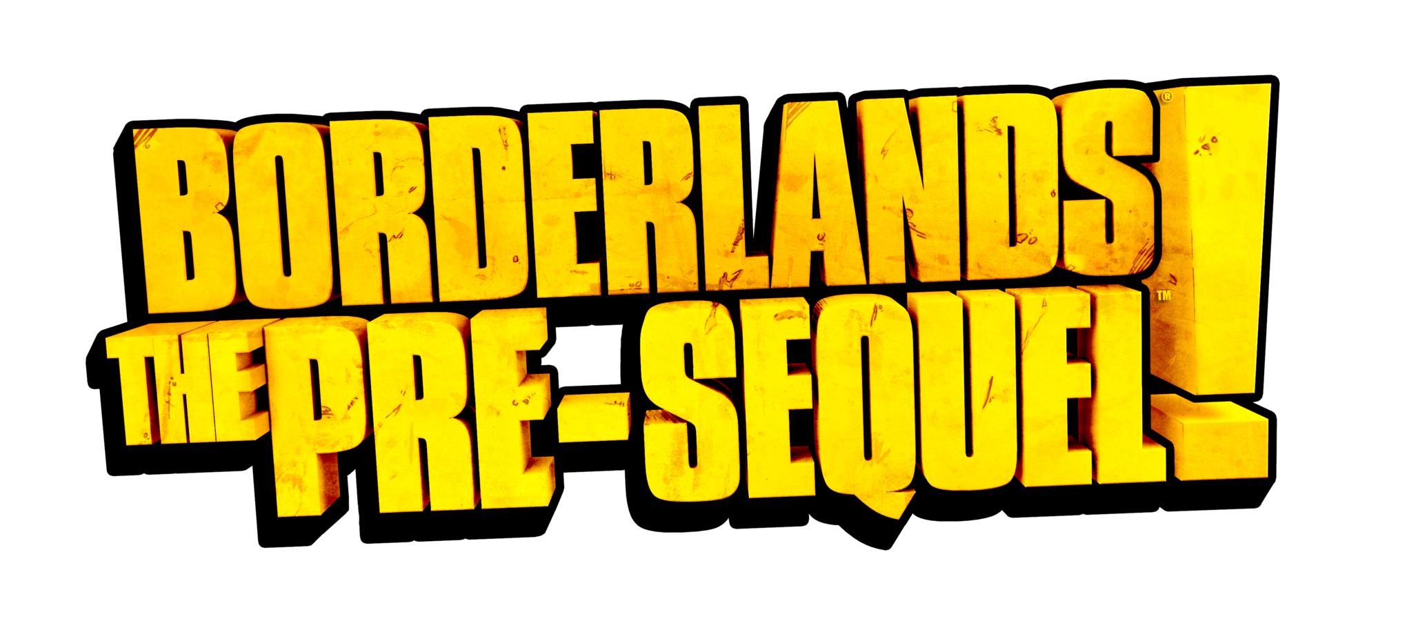 Resultado de imagem para Borderlands: The Pre-Sequel logo png
